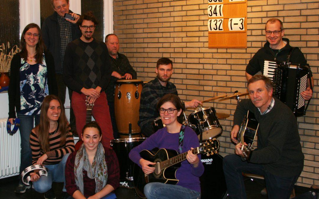 Neuer Workshop für Friedensmusik